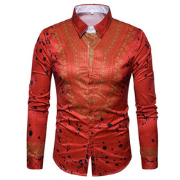 Mens Shirt Material UK - Men's Casual Shirts fashion mens clothing 3colors 5size cotton blend material breathable comfortable 2018new high-quality hot-selling shirts