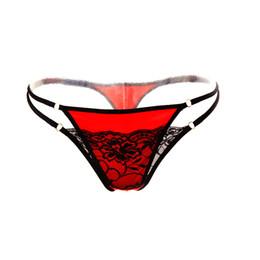 8d24952bc Free shipping women thongs g strings sexy underwear lace panties g string  thong string calcinha lingerie bandage tanga panty vs