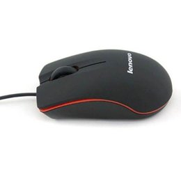 Chinese  Lenovo M20 Mini Wired 3D Optical USB Gaming Mouse Mice For Computer Laptop Game Mouse with retail box good quality manufacturers