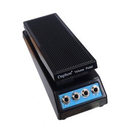 Echo Pedals NZ - Guitar Effect Pedal 1511A Stereo In + Out Daphon Guitar Stereo Volume Pedal DJ