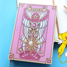 Japanese Anime Card Captor Kinomoto Sakura Star Stick Card Magic Girl Sakura Anime Cosplay Bird Head And Stars Cane Card Handbag Novelty & Special Use