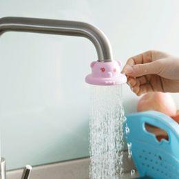 Faucet Kitchen Shower Australia - Cute Cartoon Shower Head Kitchen Torneira Sprayers Filter Water Tap Saving Aerator Kitchen Faucet Gadget Accessories 1Pcs