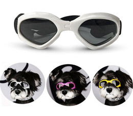 China Foldable Pet Accessories Sunglasses Creative Pet Supplies Dogs Eyes Cats and dogs Goggles Ski Goggles New Arrival cheap yellow ski goggles suppliers