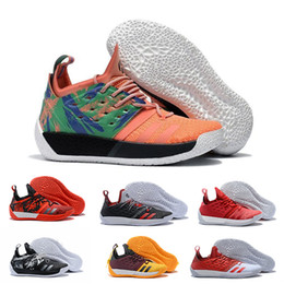 Harden Vol 2 Basketball Shoes Online Store 2018 new tumbled leather  full-length Shoes Fashion Sports training Sneakers Running Sport Shoes 12f182f05