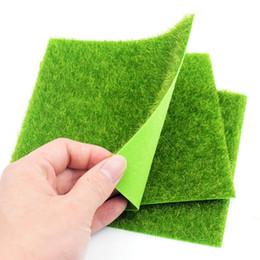 $enCountryForm.capitalKeyWord NZ - 15x15cm 30x30cm Grass Mat Green Artificial Lawns Small Turf Carpets Fake Sod Home Garden Moss home Floor DIY wedding Decoration