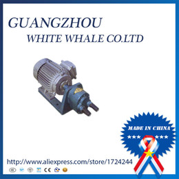 Micro Gears NZ - High Quality 50L h 1100w 380v 50hz Micro Gear Heavy Fuel Oil Transfer Pump