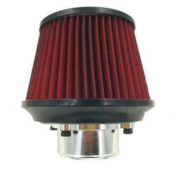 OEM APEXI Universal Power Intake Luftfilter 76 MM Dual Trichter Adapter Sport CAR Turbo Löschschutz