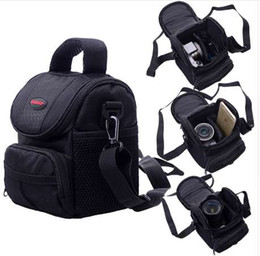 H Case Australia - Camera Bag Case For Canon EOS 200D 1100D 1200D 1300D M50 M100 M10 M6 M5 M3 For PowerShot G1 X Mark III SX60 SX540 HS G5X G3X