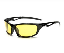 d9af83c4a8 Best Selling Retro Fashion Men Sports Trend Polarized Sunglasses Outdoor  Bicycle Goggles Sun Glasses Gold Resin Lenses 9 Color Eyeglasses