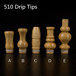 $enCountryForm.capitalKeyWord NZ - Drip tips suction nozzle 5 kinds of electronic cigarette fittings cigarette mouthpiece high quality factory price