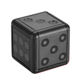 Chinese  2018 SQ16 Mini Camera Dice Camera 1080P HD Motion Video Surveillance Camcorder Action Night Vision Recording Support TF Card manufacturers