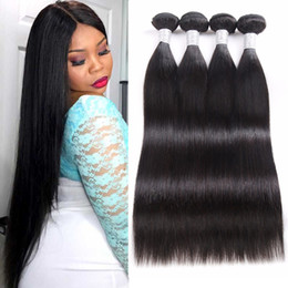 $enCountryForm.capitalKeyWord Canada - 8A Mink Brazilian Virgin Hair Straight 3 Bundles Peruvian Body Wave Human Hair Bundles Weaves Indian Curly Malaysian Deep Water Wave Hair