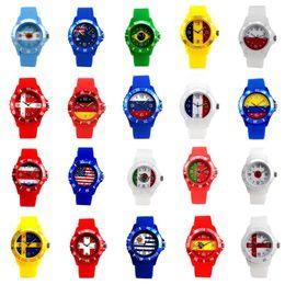 Brazil Flag World Cup Soft Knit Boxer