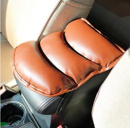 $enCountryForm.capitalKeyWord Canada - Car Armrest Mat General Central Armrest Box Car Handset Cushion Handrails For Car High Quality 5pc lot