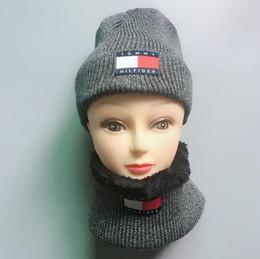 ed1a8a77e01 Designer Scarf Hat Set Australia - Hats And Scarves Sets Men And Women  Designer Hat Scarf