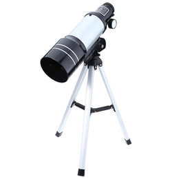 telescope scope NZ - F30070M Outdoor Monocular Space Telescope F36050M Astronomical Telescope Landscape Lens Spotting Scope Telescope with Tripod