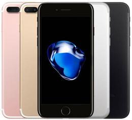 Pink rom online shopping - Original Unlocked Apple iPhone plus iOS Quad Core A10 Mobile Phone GB RAM GB GB GB ROM Dual MP LTE refurbished phone
