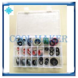Parts Canada - High quality Auto air conditioner compressor gasket set repair parts