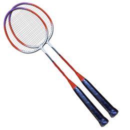 $enCountryForm.capitalKeyWord UK - Full Carbon Badminton Racket Sports Household Iron Alloy Badminton racket set Adult children suit