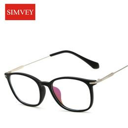 da15d65f0e Simvey Fashion Retro Nerd Glasses Women Vintage Brand Designer Korean  Optical Glasses Frame Clear Lens Eyeglass Frames