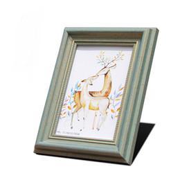 Frame Antique UK - Antique European glass frame furniture furnishings Studio gifts high-end wedding gifts Roman green frame