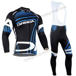 Chinese  2018 New Vetement De Velo Pro 9D GEL Pad Ropa Ciclismo Orbea Cycling Set Men Quick Dry Ropa Ciclismo Sports Bike Thin Kits manufacturers