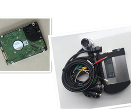 Chinese  High Quality Mb Star C4 SD Connect with HDD 2019.05V Latest mb star c4 DHL Free manufacturers