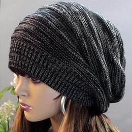 456ea7aebd5f4 NIBESSER Oversized 1PCS Special Cute Fancy Xmas Gift Knit Women Man Hat Ski  Cap Baggy Beanie Beret Hat Winter for Women