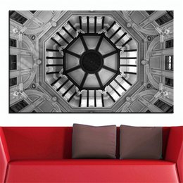$enCountryForm.capitalKeyWord UK - Large size Printing Oil Painting octagonal ceiling Wall painting Decor Wall Art Picture For Living Room painting No Frame