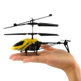 $enCountryForm.capitalKeyWord UK - Mini 2 Channel Infrared Remote Control Plane Small Aircraft Rechargeable Drone Model Toy