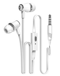 super stereo UK - Hot Sale!!! Original Langsdom JM21 Stereo Earphones 3.5MM In-Ear Earbuds Super Bass Headset Handsfree With MIC free shipping by DHL