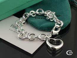 $enCountryForm.capitalKeyWord Australia - liruoxi1314 High Quality Celebrity design Silverware bracelet Women Letter Heart-shaped Chain Bracelets Jewelry With dust bag Box