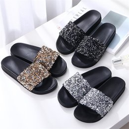 c78c333f28f2 Females slippers online shopping - New Pattern Female Slipper Summer  Outdoor Fashion Sandals Lady Thickening Non