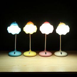 $enCountryForm.capitalKeyWord NZ - Hot selling LED Book Light Flexible Bright USB Dimming Lighting Bedside Reading Book Lamp For Kids Gifts Desk Lamp 80803