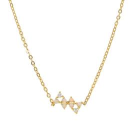 Shop cute simple pendant necklaces uk cute simple pendant hot sale dainty gold color mini opal cz charm choker jewelry delicate simple chain chokers necklaces for women gifts cute necklace aloadofball Images