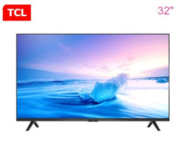 TCL 32-inch high-definition smart TV prevent the blu-ray mode rich education resources LED TV hot new products free shipping! on Sale