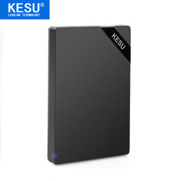 Discount external hard drive storage - KESU 100% NEW Portable External Hard Drives 320GB USB 3.0 Externo Disco HD Disk Storage Devices Desktop Laptop mobile ha