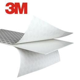 e49bceb9896 Venta al por mayor 10 hojas de 210 mm   290 mm   2.2 mm de espesor con 3M  9080 Adhesivo de doble cara adhesiva espuma 21 cm   29 cm blanco
