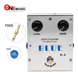 Overdrive Effects Pedal Australia - Biyang ToneFancier Series Guitar Bass Effects Pedal Biyang BL-8 Blues Overdrive