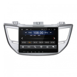 Hyundai ix35 car gps online shopping - Car DVD player for HYUNDAI IX35 Octa core inch Andriod Octa core GB RAM with GPS Steering Wheel Control Bluetooth Radio
