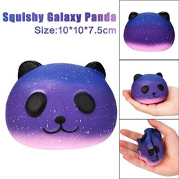 Gadget Fun Australia - Squeeze Galaxy Cute 10 CM Panda Baby Cream Scented Squishy Slow Rising Fun Antistress Novelty Funny Gadgets Anti Stress Toys