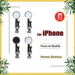 469d9ffcdc63 For iPhone 5 5S 5C SE 6 6plus 6S PLUS 7 8 Plus Home Button Flex Cable Black  White Gold Rose Assembly