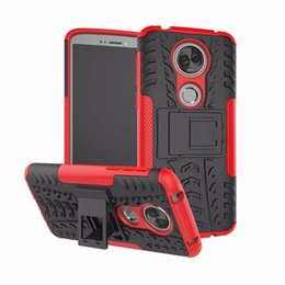 $enCountryForm.capitalKeyWord Canada - For Moto E5 Plus Case Hot Rugged Combo Hybrid Armor Bracket Impact Holster Protective Cover Case For Motorola Moto E5 Plus