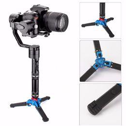 Tripod for dslr camera online shopping - EACHSHOT Tripod Monopod Stand Camera Tripod Lightweight Camera Stand For Zhiyun Crane Canon Eos Nikon Sony Fuji Olympus All DSLR