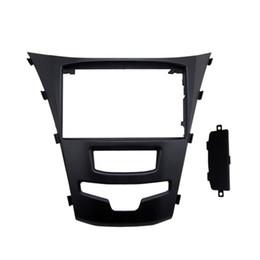 $enCountryForm.capitalKeyWord UK - Car CD DVD Radio Fascia for Ssangyong Korando Actyon 2014 Stereo Frame Panel Dash Mount Kit Adapter Trim Facia#5244