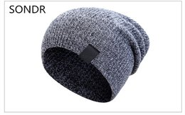 $enCountryForm.capitalKeyWord NZ - Mixed color of men and women loose stripe needle autumn winter hat women's outdoor soft hat ski cap women's soft acrylic knitted
