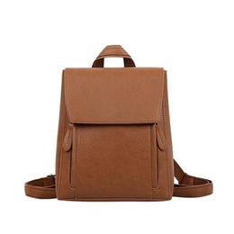 941dd47be27 YBYT brand 2017 new vintage casual preppy style PU leather women rucksack  hotsale ladies travel bags student school backpacks