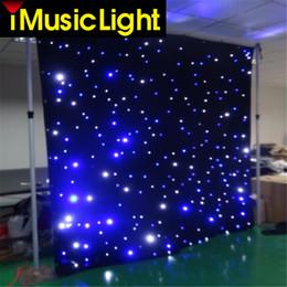 $enCountryForm.capitalKeyWord Australia - led star curtain 3mx12m wedding backdrop stage background cloth with multi controller dmx function
