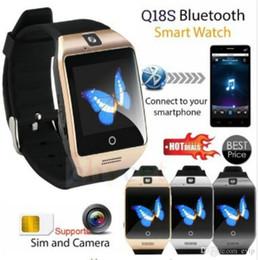 Bluetooth Smart Watch Sim Australia - Smart Watch With Camera Bluetooth Wrist Watch SIM Card Smartwatch For IOS&Android 291