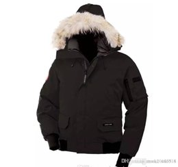 Cross bow sales online shopping - man Canada New Arrival Sale Men s Guse Chateau Black blue Down Jacket Winter Coat Parka Sale With Outlet XS XXXL